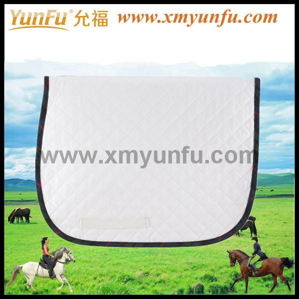 Polyester Horse Riding Jumping saddle pad