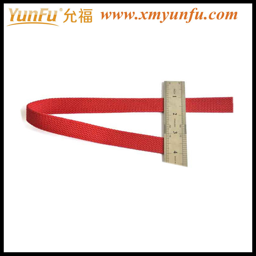 Wholesale Red Luggage pp webbing polypropylene straps