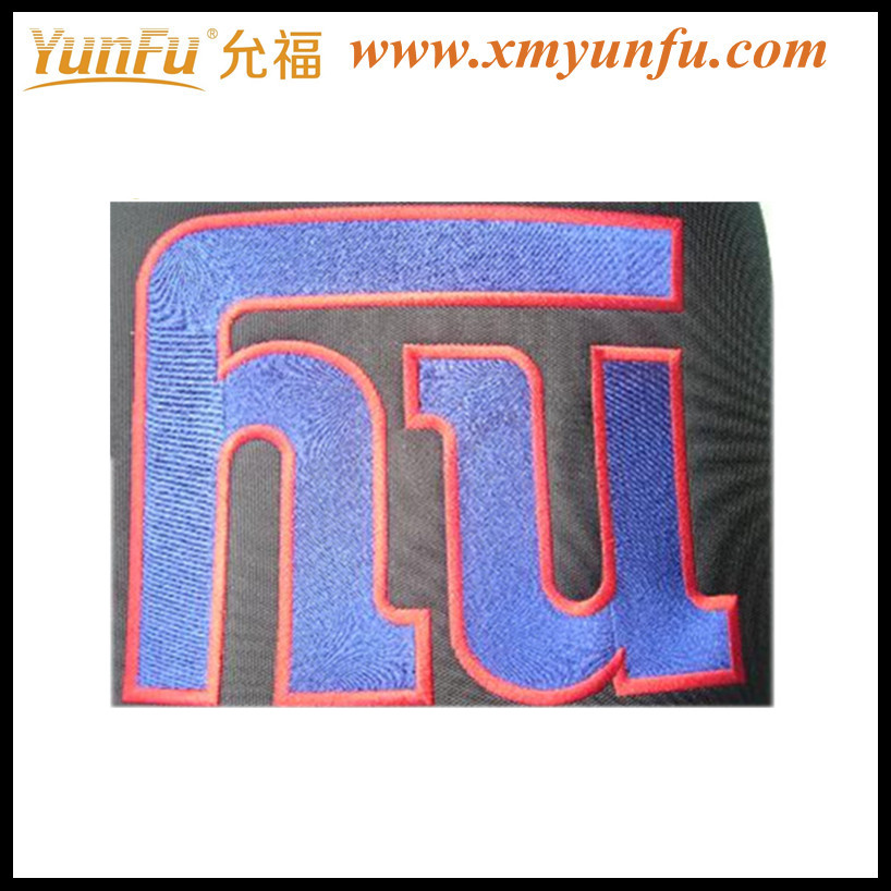 2012 Fashion Patches Embroidered Designs