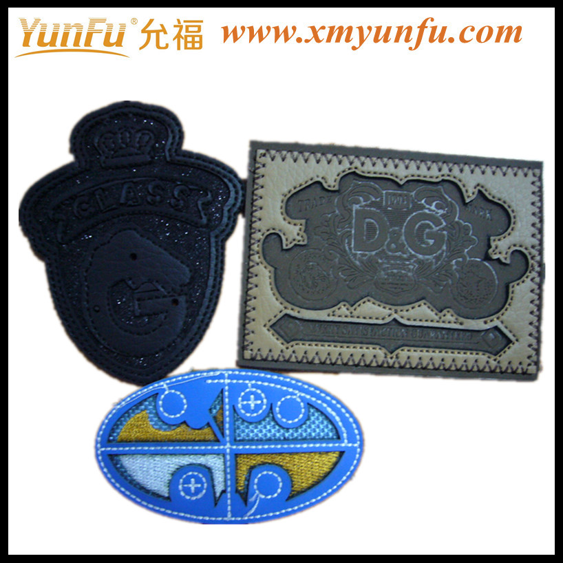 Cheap Custom Rubber Patches