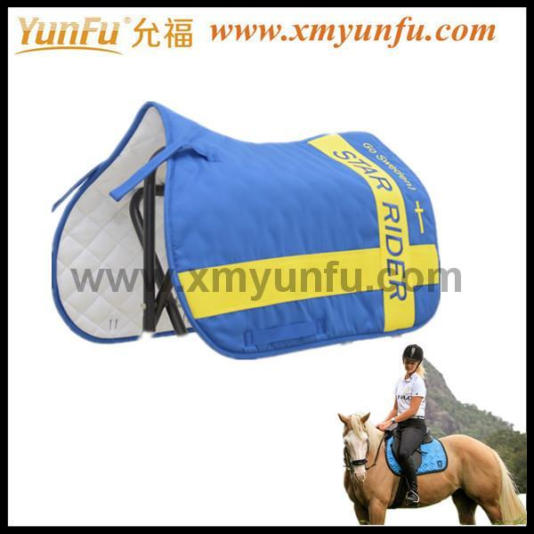 Polycotton Custom Colors Saddle Pad