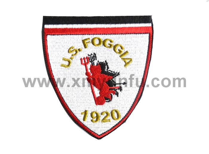 Badge Embroidered Patch-11
