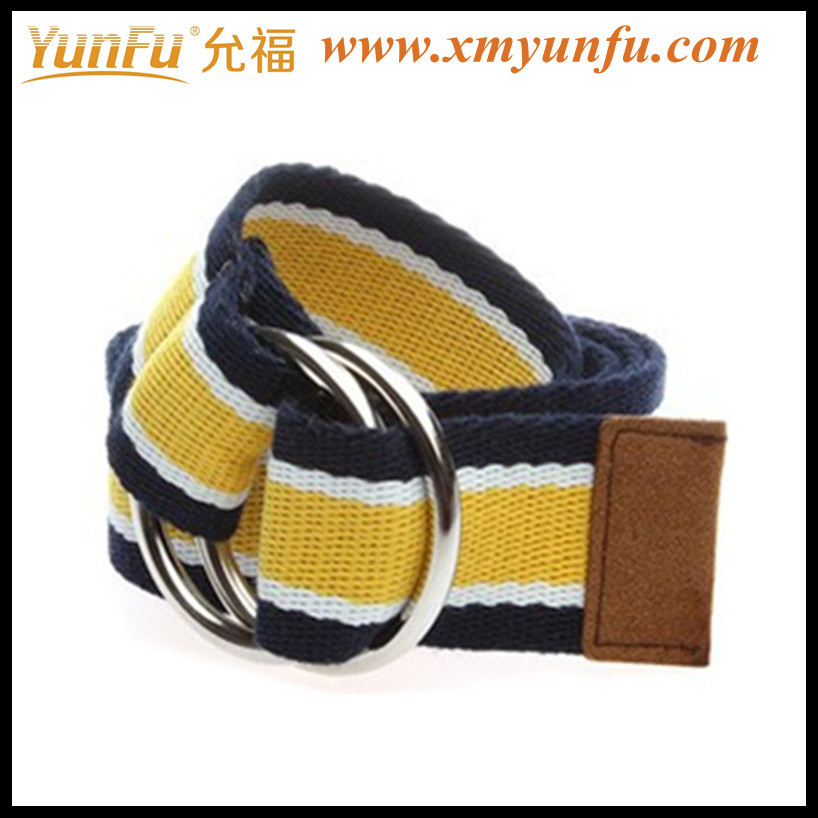 Nice Polyester Webbing Belts With Three Colors