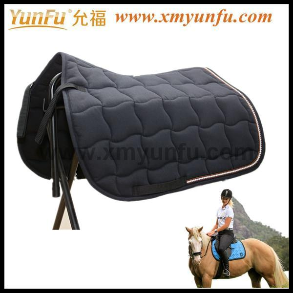 Foam + Polyester Mattes Quilted Saddle Pad