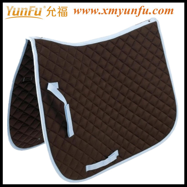 English saddle Horse pad patterns