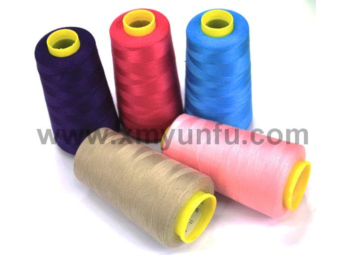 Polyester High-strength Leatherware Sewing Thread-17