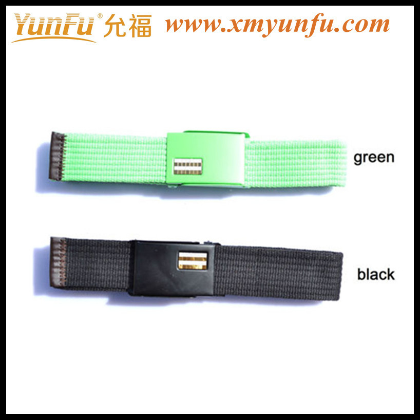 Cheap Children belt polyester webbing for belt