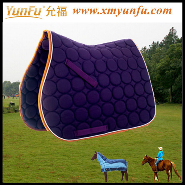 Circle Quilt All-Purpose Saddle Pad