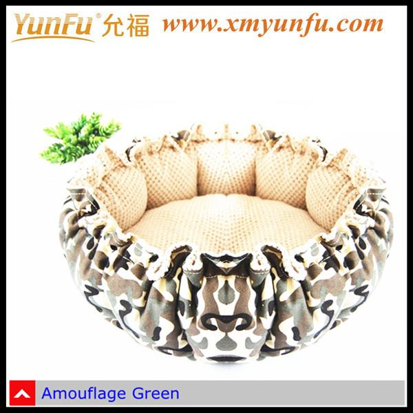 Cute Round Soft Bed for dog