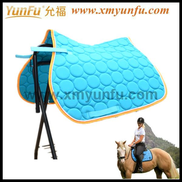 Horse Saddle Blanket Fabric Mattes Fleece Pad
